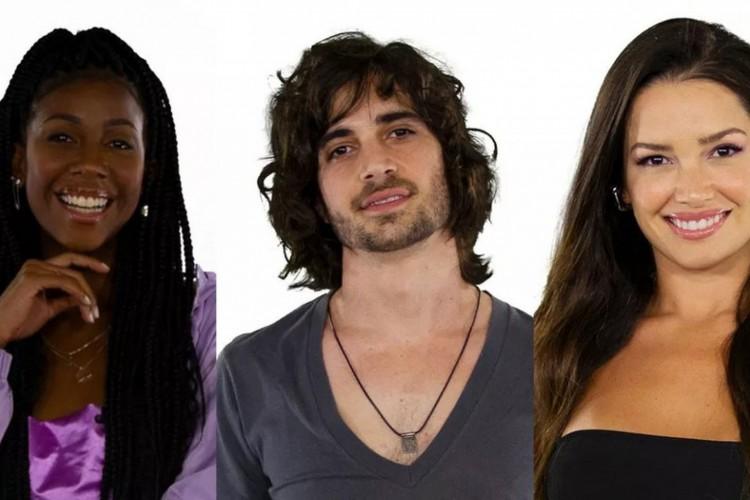 BBB 21: Camilla de Lucas, Fiuk e Juliette Freire estão na final do reality show. Vote em quem deve ser o ganhador e levar R$ 1,5 milhão para casa  (Foto: Reprodução/Gshow)