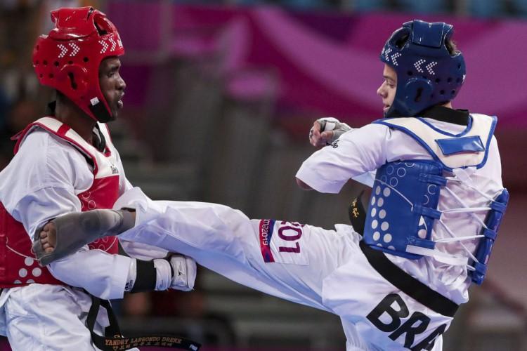 Coluna - Antes de Tóquio, seleção de parataekwondo compete no México (Foto: ALE CABRAL/CPB)