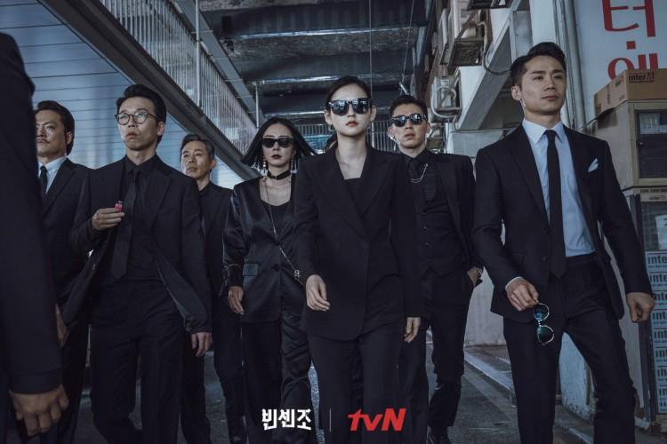 'Vicenzo' é protagonizada por Song Joong Ki, estrela de dramas como 'Descendentes do Sol' e 'Arthdal Chronicles' (Foto: Divulgação)