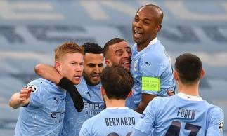 O Manchester City venceu o PSG nos dois jogos da semifinal da Champions League 2020/2021 e está na decisão do torneio