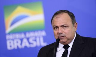 O ministro da Saúde, Eduardo Pazuello, é um dos alvos da CPI da Covid