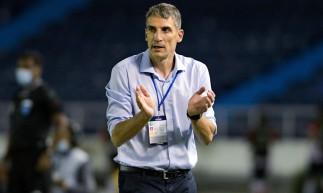 O time do Fortaleza Esporte Clube, anunciou hoje a contrataçao do novo tecnico, o argentino Juan Pablo Vojvoda. (Foto Staff Images / CONMEBOL)