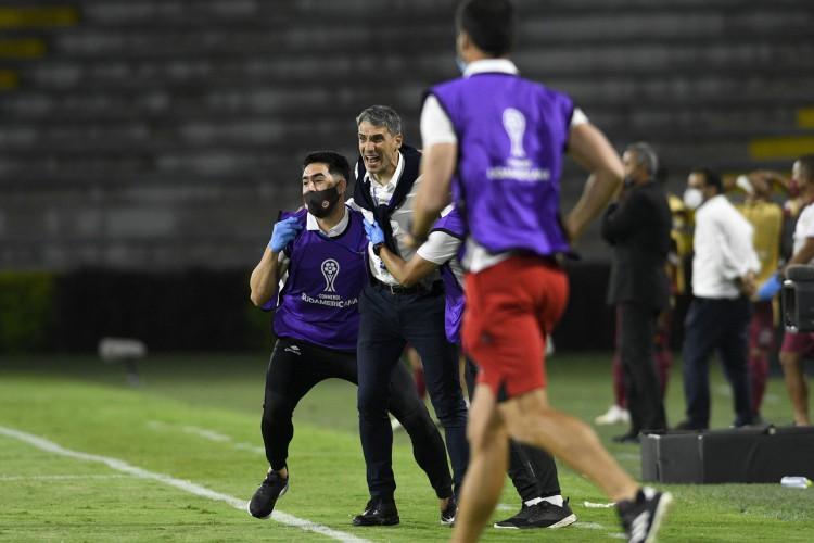 Argentino Juan Pablo Vojvoda, novo técnico do Fortaleza (Foto: Staff Images / CONMEBOL)