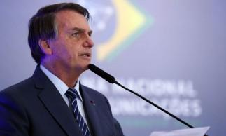 (Brasília - DF, 05/05/2021)  - Palavras do Presidente da República, Jair Bolsonaro..Foto: Marcos Corrêa/PR