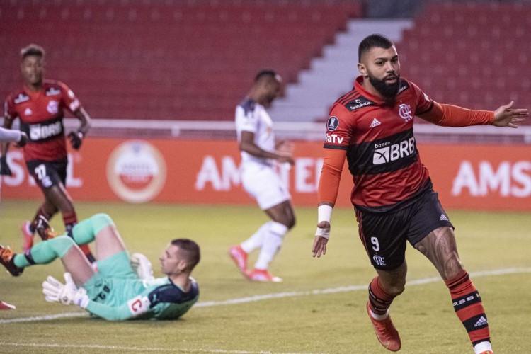 Flamengo acerta patrocínio com Havan até o fim da temporada 2021 (Foto: Alexandre Vidal / Flamengo)