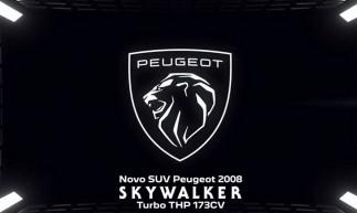 Peugeot 2008 terá série limitada no Brasil, uma versão especial Skywalker