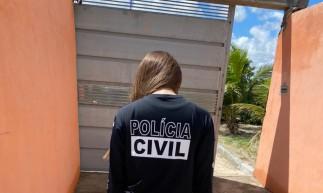 As duas meninas, de 3 e 4 anos, foram localizadas na cidade de Senhor do Bonfim, na Bahia, com o apoio da Polícia Civil baiana
