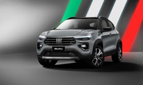 O nome do SUV da Fiat será escolhido por meio de enquete, em votação popular