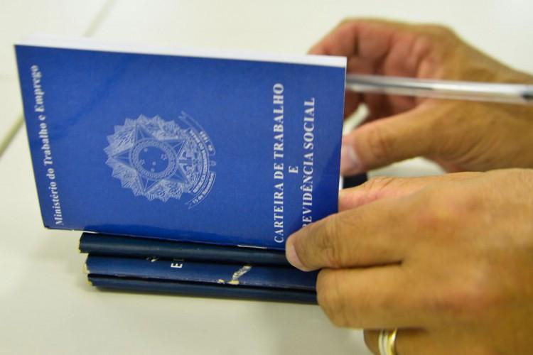 Emprego formal teve saldo positivo no Ceará no mês de abril, segundo dados do Ministério da Economia. (Foto: ABR)