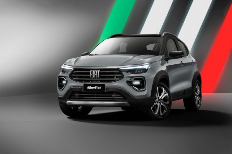 Il nome del SUV Fiat sarà scelto a voto popolare in un sondaggio (Foto: Disclosure / Fiat)