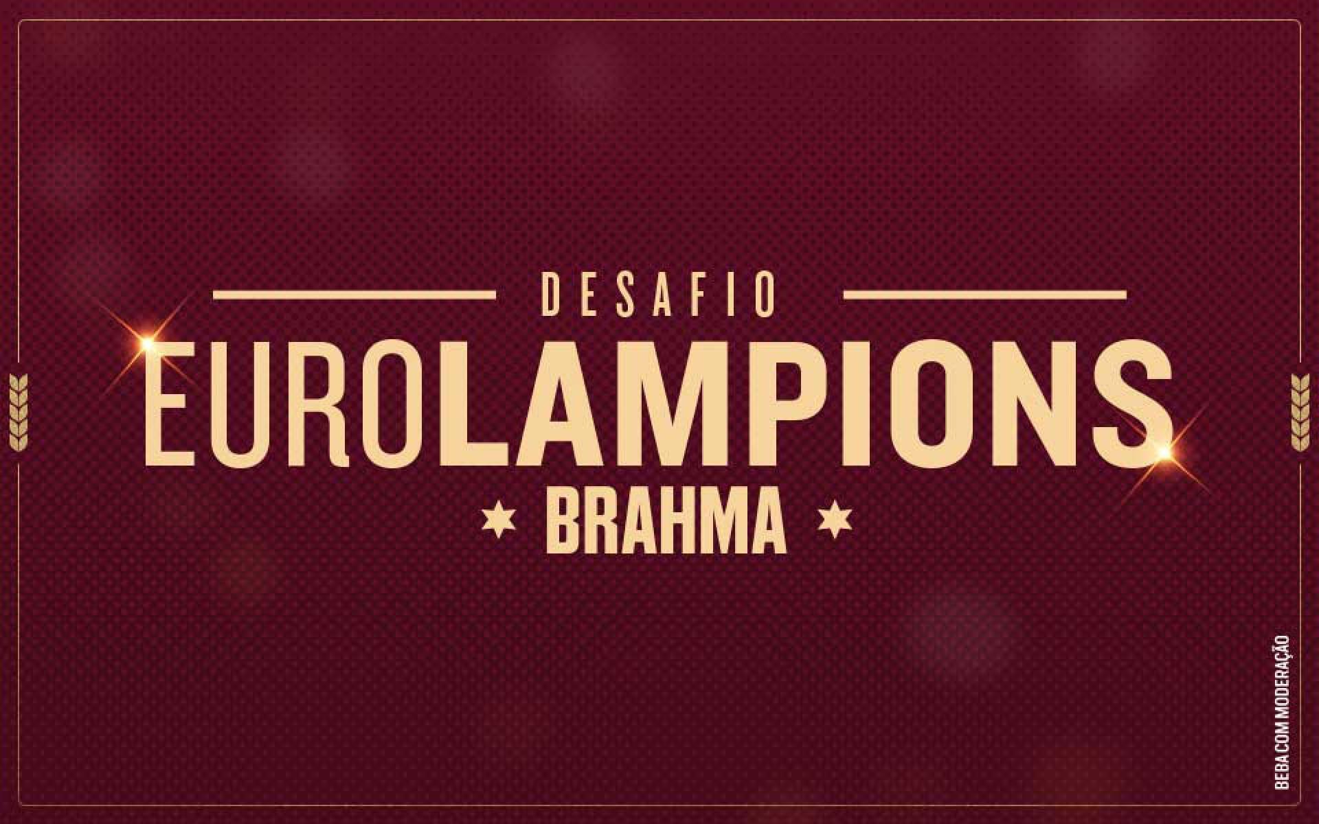 Brahma, patrocinadora oficial da Copa do Nordeste, anuncia Desafio EuroLampions