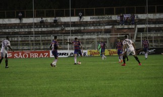 Fortaleza e Ferroviário empataram em 0 a 0 no Campeonato Cearense