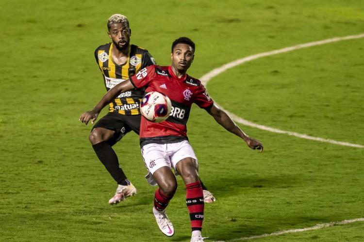 Flamengo e Volta Redonda decidem quem vai para a final do Cariocão (Foto: Marcelo Cortes / Flamengo)