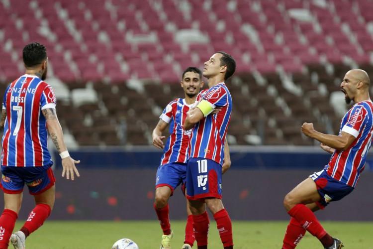 Bahia bate Ceará nos pênaltis e é campeão da Copa do Nordeste (Foto: Felipe Oliveira)