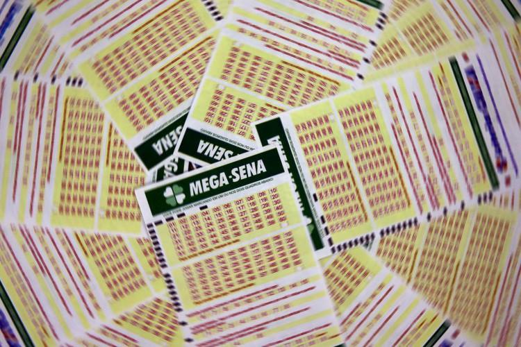 Mega-Sena, concurso da  Mega-Sena, jogos da  Mega-Sena, loteria da  Mega-Sena (Foto: Marcello Casal JrAgência Brasil)