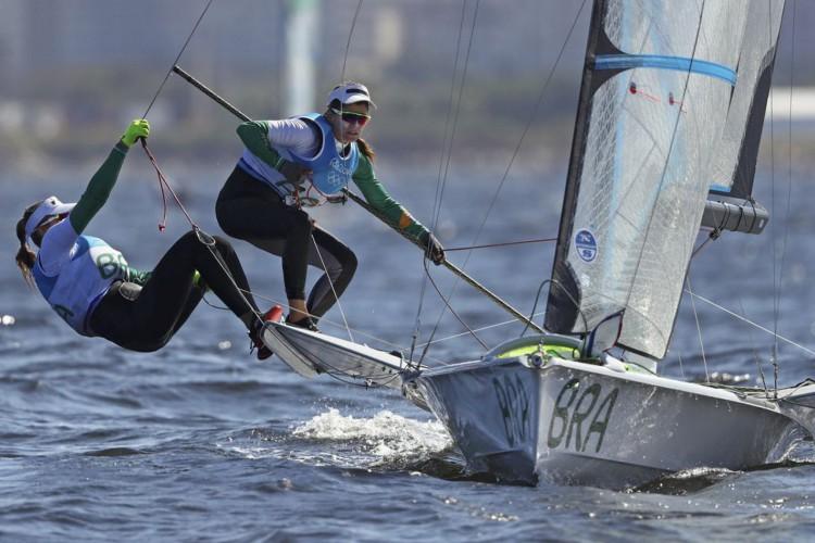 Martine Grael e Kahena Kunze são favoritas ao ouro nas Olimpíadas de Tóquio; confira outros favoritos a ganhar os Jogos Olímpicos (Foto: Divulgação)