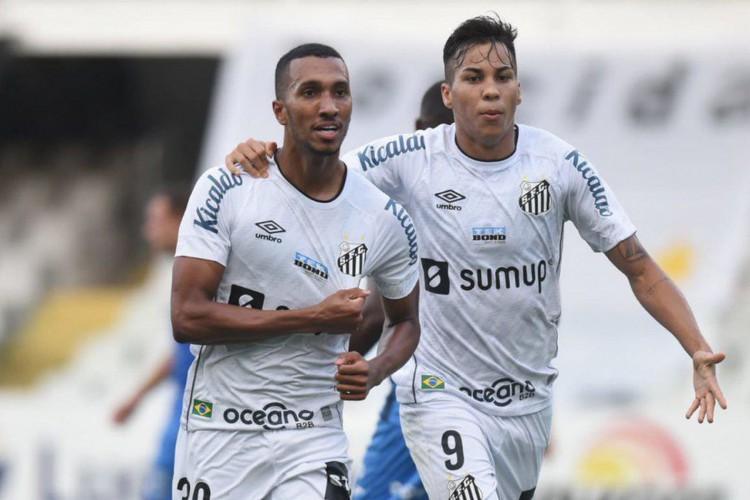 Santos vence São Bento e escapa de ser rebaixado no Paulista (Foto: )
