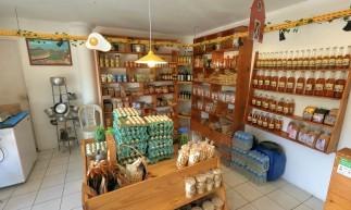 A loja, localizada no Cocó, conta hoje com uma lista de 110 produtos disponíveis