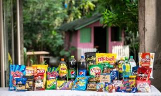Pepsico atua na área de alimentos