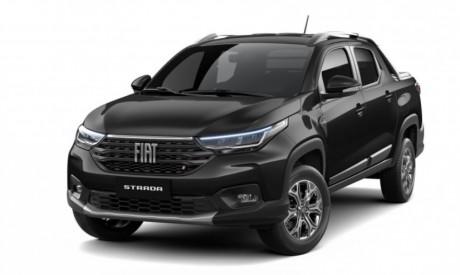 O Fiat Strada assumiu a liderança de vendas pelo segundo mês consecutivo