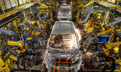 Segundo a montadora, a linha de montagem da fábrica de São Caetano do Sul será preparada em várias etapas para produzir a nova picape