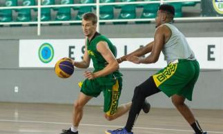 Basquete 3x3: Brasil confia em vaga olímpica, apesar dos rivais
