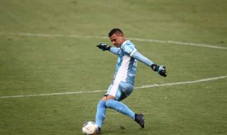 Felipe Alves, goleiro do Fortaleza,