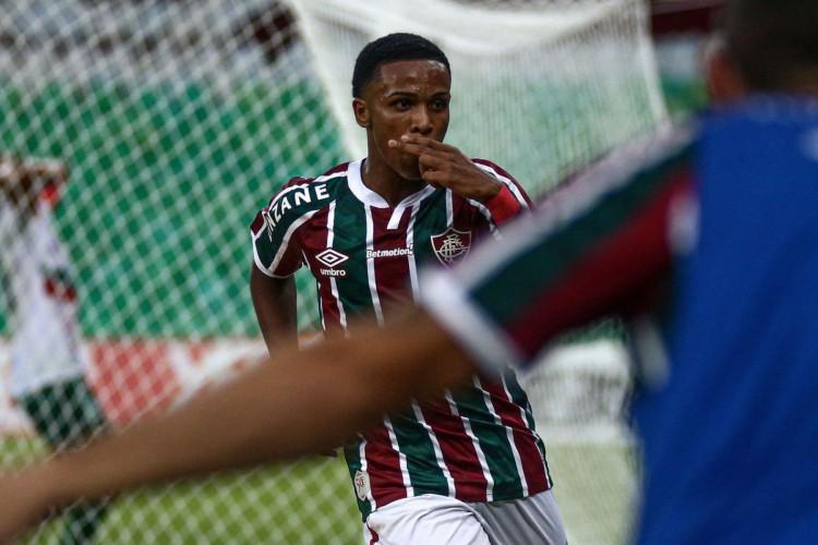 Fluminense enfrenta o Independiente Santa Fé hoje, quarta-feira, 12 de maio (12/05), pela Libertadores 2021; confira onde assistir ao vivo à transmissão do jogo na TV paga e a provável escalação (Foto: Lucas Mercon/Fluminense FC)