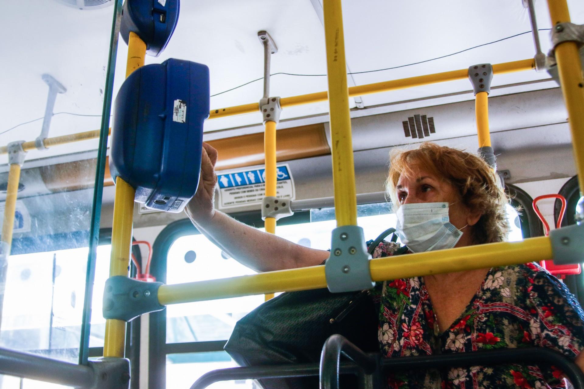 Tarifa de ônibus de Fortaleza não sofrerá aumento 2021