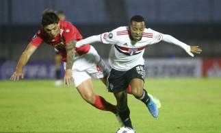 Com time reserva, São Paulo empata com Rentistas na Libertadores