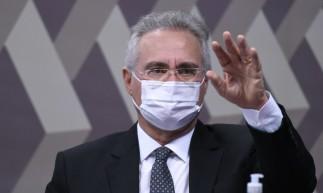 Renan Calheiros diz que predirá prisão de Wajngarten caso depoente tenha mentido à CPI; oposição reagiu