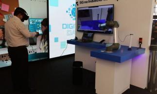 Digital Day, exposição de tecnologia 5G, acontece no Salão Negro do Congresso Nacional