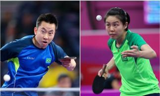 Tênis de mesa: Tsuboi e Yamada disputarão provas individuais em Tóquio