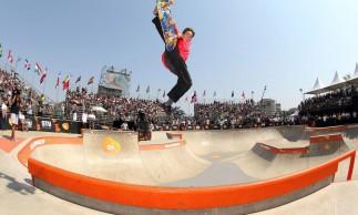 Skate brasileiro tem primeiro atleta garantido na Olimpíada de Tóquio