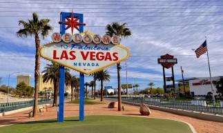 Las Vegas, cidade-símbolo do jogo e dos cassinos, foi um dos lugares que mais sofreram os efeitos da pandemia
