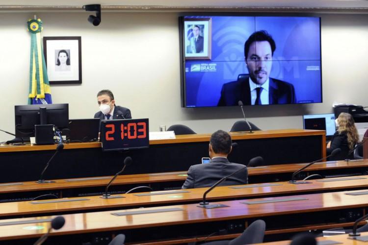 Congresso deve definir modelo de privatização dos Correios, diz Faria (Foto: GILMAR FELIX)