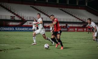 Sul-Americana: Atlético-GO não sai do zero e tem liderança ameaçada