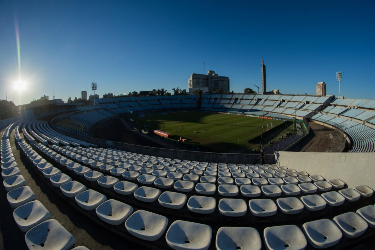 Centenário, em Montevidéu-URU, é o palco das finais da Libertadores e Sul-Americana 2021  (Foto: Divulgação / Conmebol)