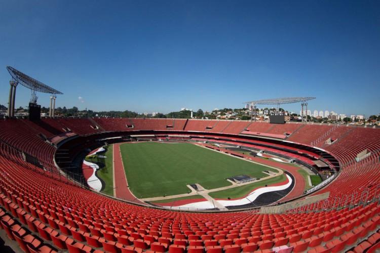 Morumbi recebe hoje jogo decisivo entre São Paulo e Ferroviária, pelo Paulista 2021; veja onde assistir ao vivo à transmissão, provável escalação e horário da partida (Foto: Reprodução Twitter/Bangu Atlético Clube)