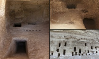 Os túmulos