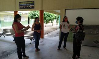Trinsta escolas foram inspecionadas pelo órgão em Horizonte