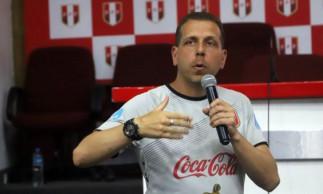 Adrián Vaccarini aceitou convite de Vojvoda para ser o preparador físico do Fortaleza