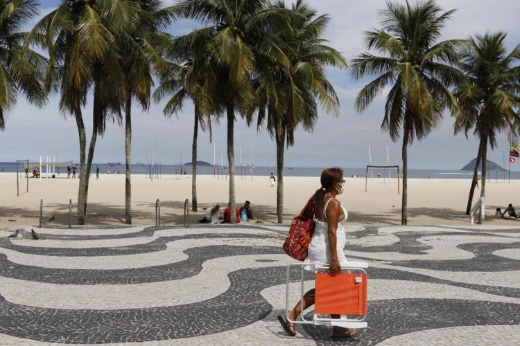 O Rio de Janeiro continuou registrando maior taxa de letalidade do País, 5,9% (Foto: Fernando Frazão/Agência Brasil)
