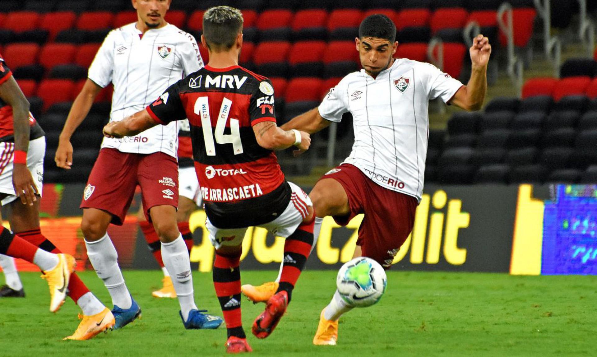 Fluminense X Flamengo Ao Vivo Onde Assistir A Transmissao E Horario Futebol Esportes O Povo