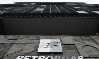 Edifício sede da Petrobras na Avenida Chile, centro da cidade.