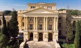 Imagens do Museu do Ipiranga.