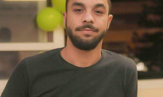 Thiago Freitas de Souza, fotógrafo morto na Favela Santo Cristo, em Niterói.