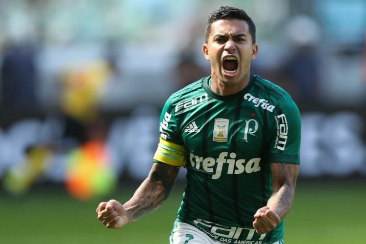 Dudu retorna ao Palmeiras após empréstimo no futebol do Catar (Foto: Cesar Greco / Fotoarena)