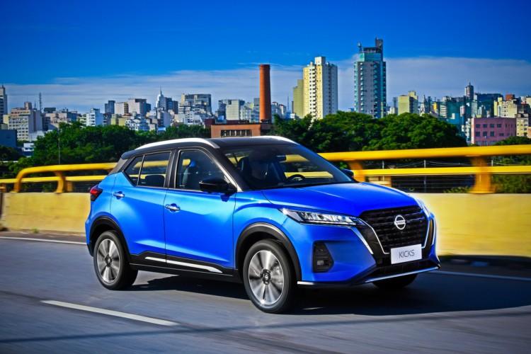 O crossover superou as previsões da marca em seu primeiro mês completo de vendas (Foto: Divulgação/Nissan)