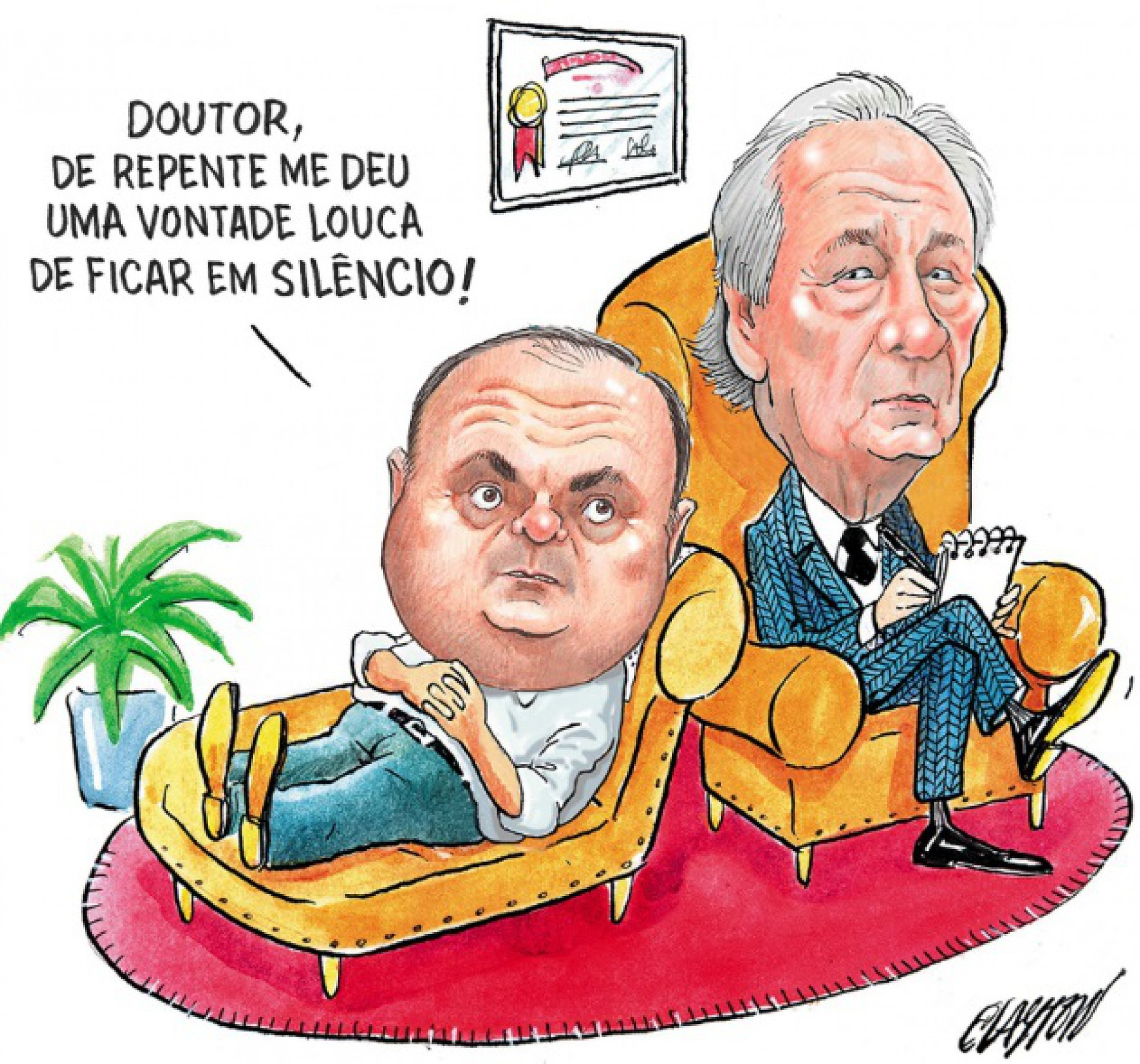 A Charge do Clayton